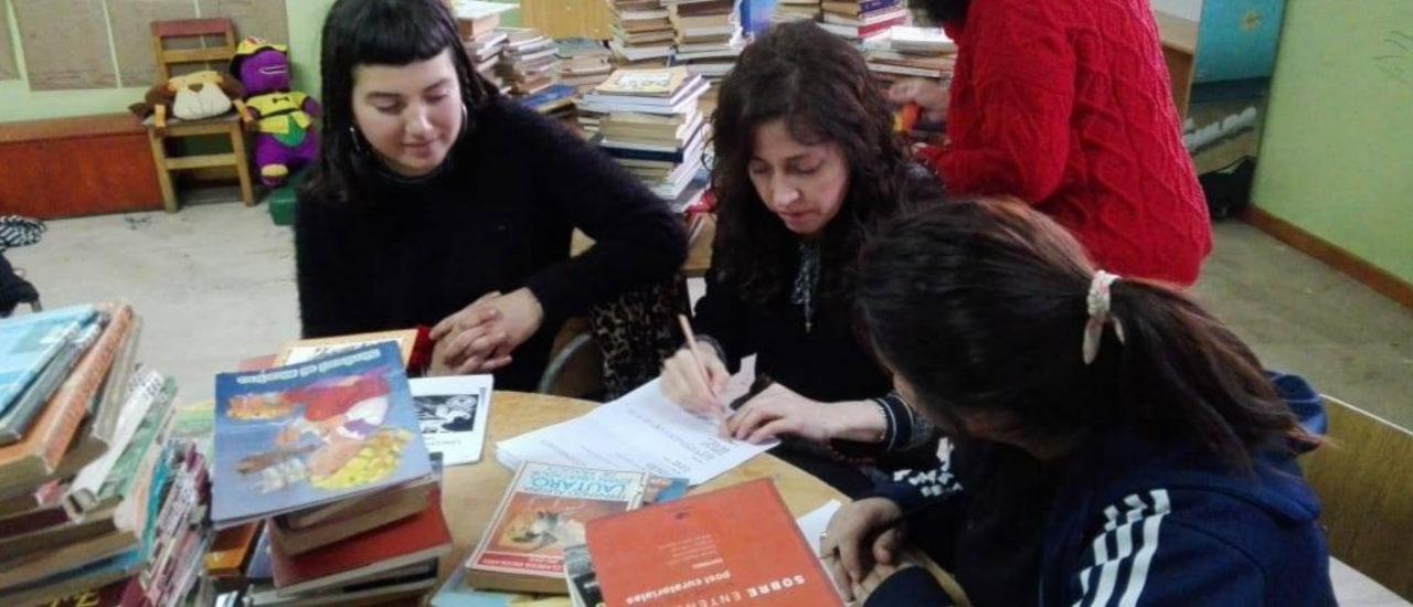 Biblioteca  Las Cañas