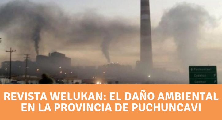 Zona de sacrificio Quintero-Puchuncaví