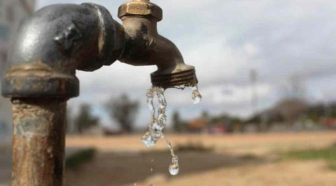 Agua, una urgencia impostergable